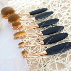 Set Pensule Ovale -6 pcs. Gold