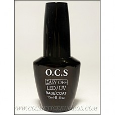 UV/LED BASE COAT O.C.S.-Profesional Manechiure