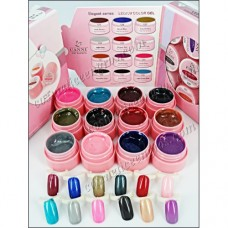 GELURI UV/LED ``CANNI``- Profesional Nail Art- ELEGANT SERIES