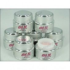 GEL UV UNGHII PROFESIONAL 3 IN 1 ``Gel it !``- PINK NATURAL