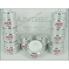 GEL UV UNGHII PROFESIONAL 3 IN 1 ``Gel it !``- WITHE