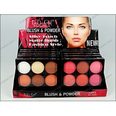 TRUSA PUDRA SI BLUSH DO-DO GIRL PROFESSIONAL MAKE-UP