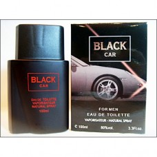 APA DE TOALETA ``BLACK CAR``