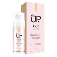 Creme ptr. zi si noapte, Moisturizing & Firming, 40+, with SPF8, UP SKIN