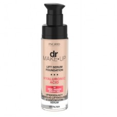 Fond de Ten Ser Nutritiv 102 INGRID Dr Make-Up -cu acid hialuronic