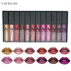 "Lip gloss Metalizat ""CAI SILAN"""